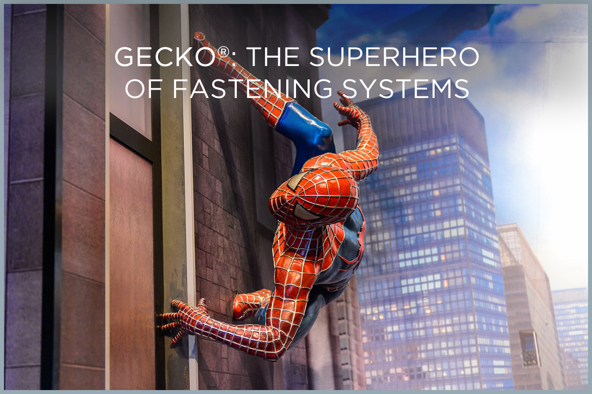 Gecko®-Nanoplast®: the most technological silicone film in the world